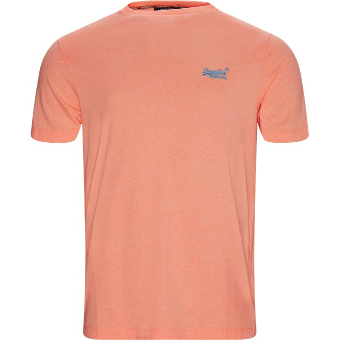 M1010 T-shirt - T-shirts - Regular - Orange
